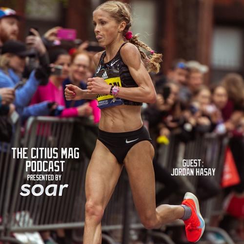 Jordan Hasay Unpacks Her 3rd Place Boston Marathon Finish + Coming Back from Injury & Loss