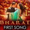 Bharat Slow Motion Song  Salman Khan, Disha Patani  Vishal - Shekhar Feat. Nakash A , Shreya G