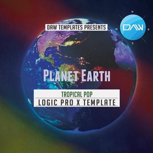Planet Earth Logic Pro X Template