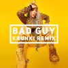 Billie Eilish - Bad Guy (Krunk! Remix) Portada del disco
