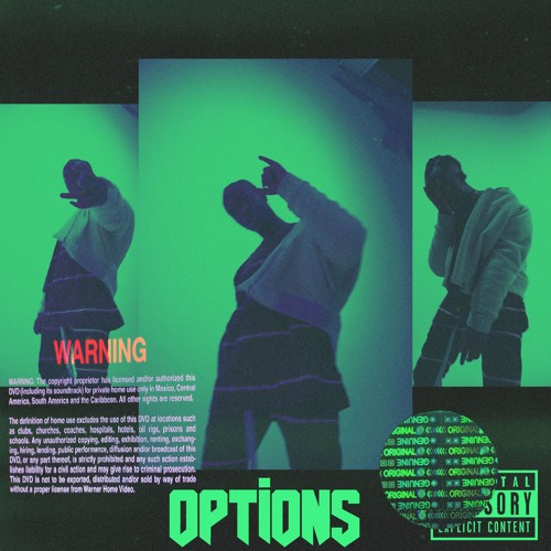 OPTIONS (PROD  BY YZ 虎) by FRANCIS HILL | Free Listening on