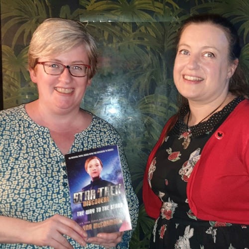 Dr Una McCormack Interviewed By Donna Scott For The BSFA, 24,04,2019