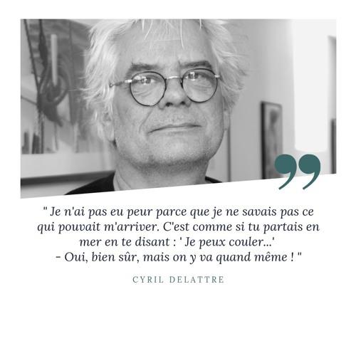 """Cyril - serial entrepreneur - """" Être auteur et acteur de sa vie """""""