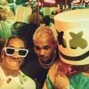 Marshmello, Tyga, Chris Brown - Light It Up (8D AUDIO)