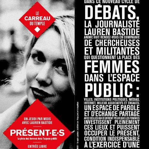 Présent·e·s avec Lauren Bastide, invitée : Anais Bourdet
