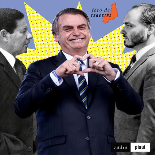 #48: O avanço da Previdência, os ataques de Carluxo e a redução da pena de Lula