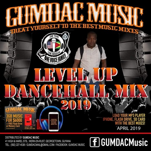 ONE VOICE LEVEL UP MIX(DANCEHAL) by OneVoiceFamilyGuyana