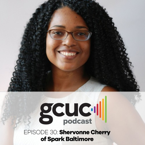 Shervonne Cherry of Spark Baltimore
