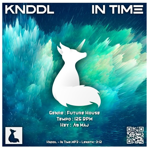Knddl ♪ - In Time (Official Audio) [FREE DOWNLOAD ON