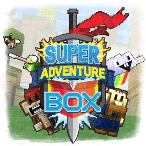 Guild Wars 2 - Super Adventure Box: World 2