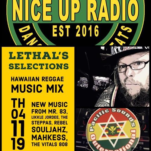 Hawaiian Reggae Music Mix (4-11-19) by Nice Up Radio   Free