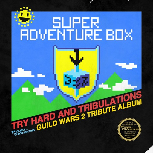 Stormbringer [Guild Wars 2: Super Adventure Box]