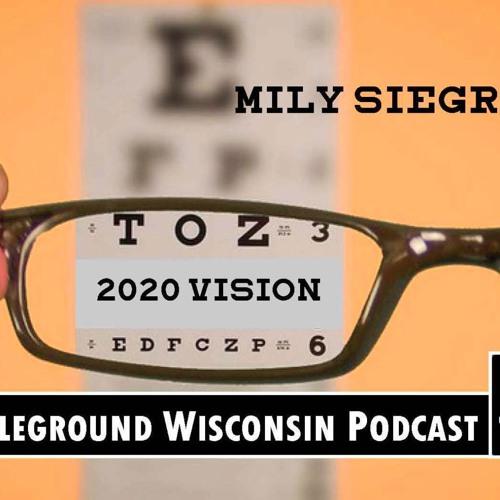 Winning: Emily Siegrist's 2020 vision