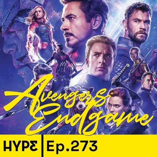 Podcast 273: Avengers: Endgame + previo a la batalla de Winterfell en GoT