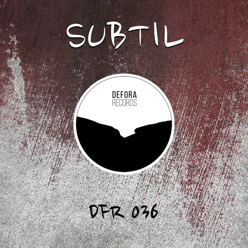 Subtil - Wandering PREVIEW
