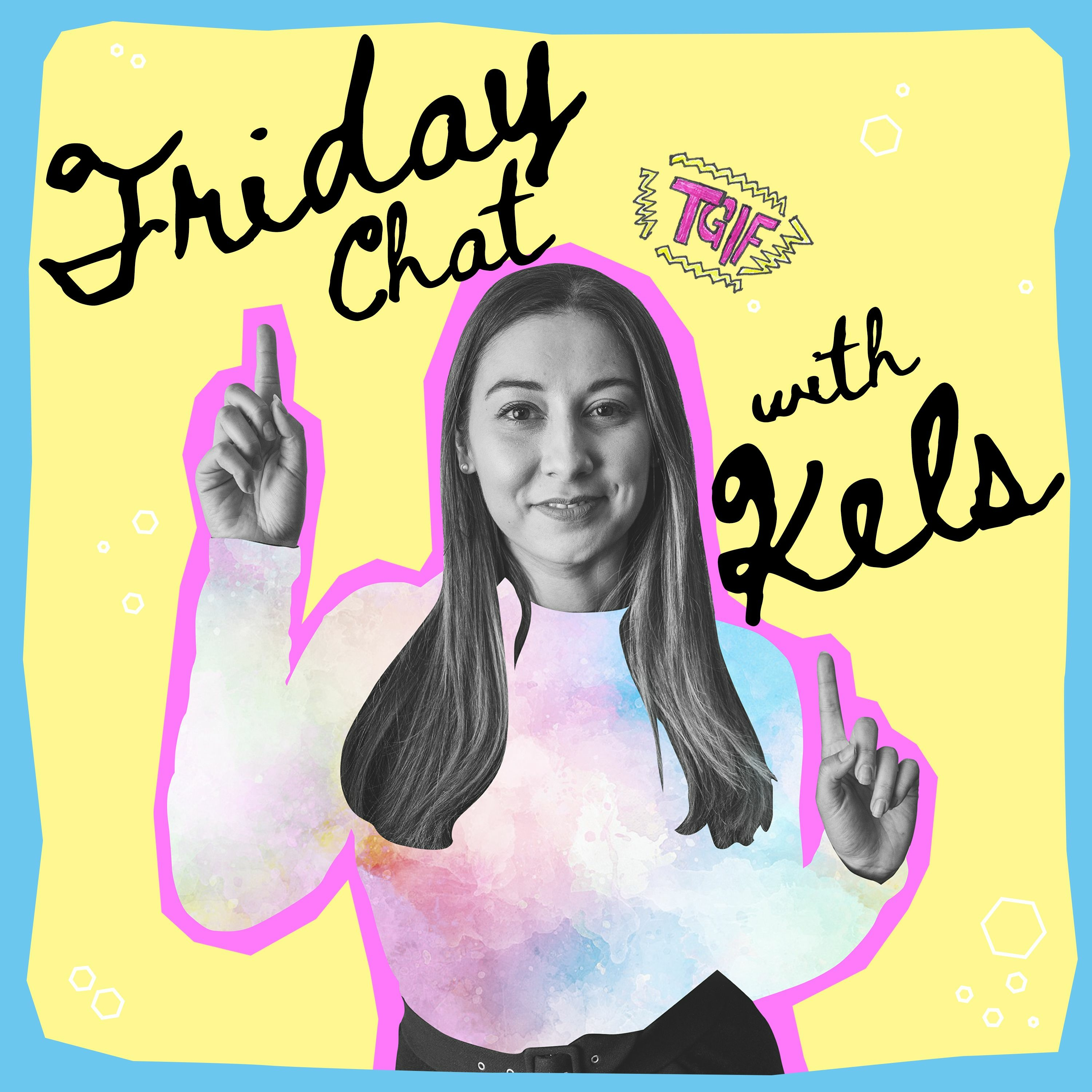 Friday Chat with Kels   Jonas & Lars #4