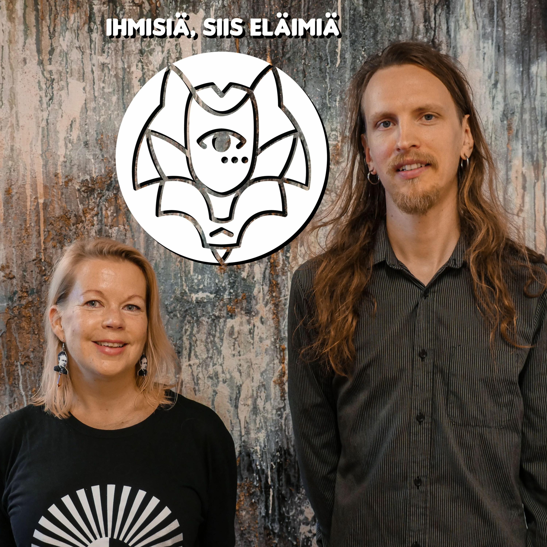 #36: Elina Hirvonen. Polarisoituminen. Väkivalta. Mediakriittisyys.