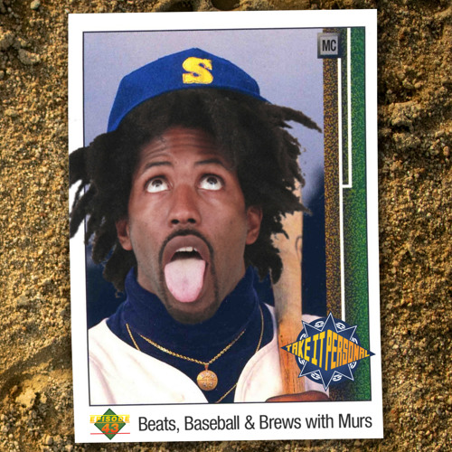 Take It Personal (Ep 43: Beats, Brews & Baseball) with Murs