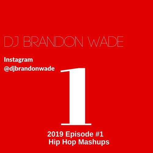 Jan 2019 Hip Hop to Trap mashup Workout mix (clean) by DJ