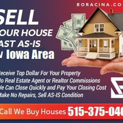 We Buy Houses Des Moines, IA Sell My House Fast Iowa | Boracina Cash Home Buyer