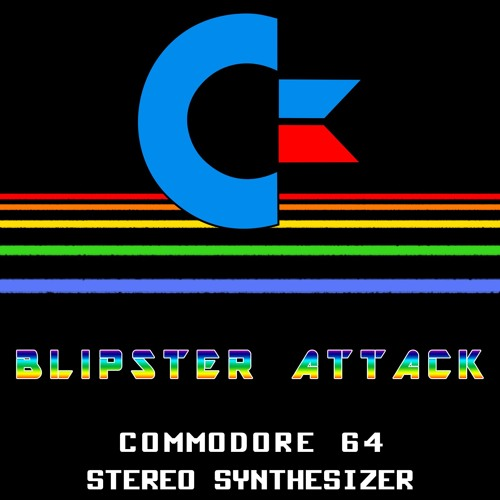 Blipster Attack (made with the C64 Stereo Synthesizer)