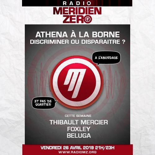 "Emission n°374 : ""Athena à la borne"""