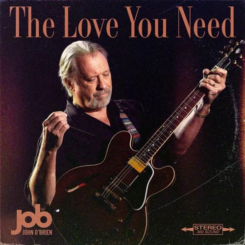06 - John O'Brien - Happy To Love