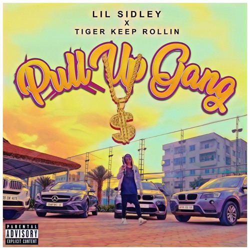 Lil Sidley x Tiger Keep Rollin - Pull Up Gang (Official Audio)