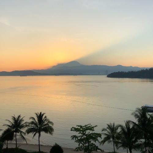 Soundscapes from Borneo: Gaya Island (3) 2am - 6am