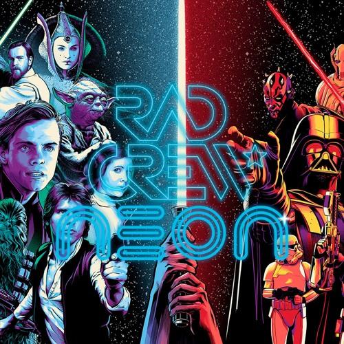 Rad Crew Neon S12E08: Rapport fra Star Wars Celebration i Chicago
