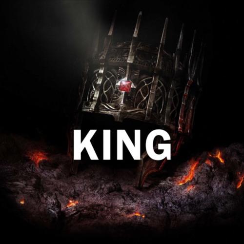 "Newstreetmelody - ""KING"" (Freestyle Rap Beat Instrumental)"