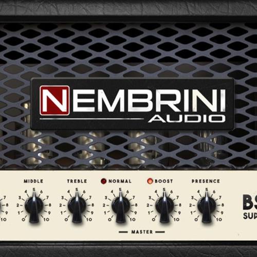 Nembrini Audio BST100 Super Overdrive Amp