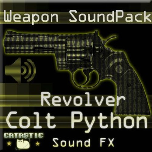 Weapon Sound Pack - Revolver: Colt Python