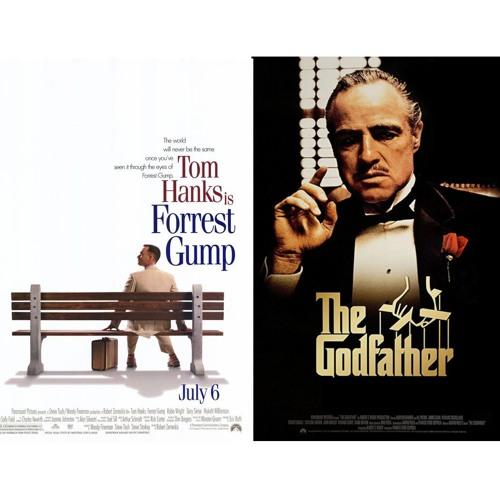 Episode 106 - Battle of 1972 & 1994:  The Godfather v. Forrest Gump