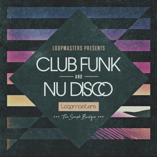 Club Funk & Nu Disco (Samples & Loops) by Magnitola Music (Russian