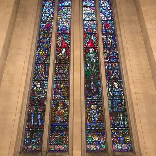 City of London Churches - The Dutch Church at Austin Friars