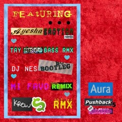 Aura - Pushback 5 (Ayesha Erotica Remix) *MUSIC VIDEO LINK IN BIO*