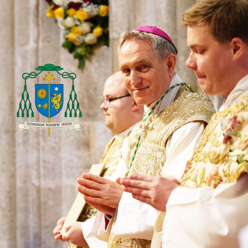 Grüße von Papst em. Benedikt XVI. und Papst Franziskus