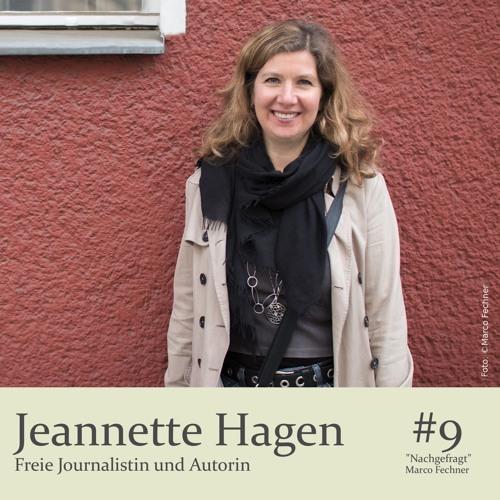 """""""Nachgefragt"""" bei Jeannette Hagen, freie Journalistin und Autorin"""