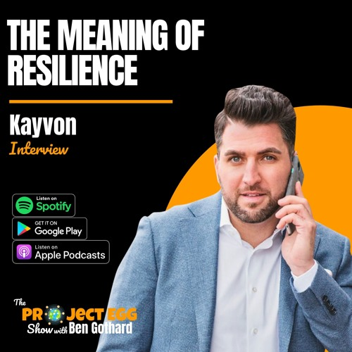 The Meaning Of Resilience: Kayvon