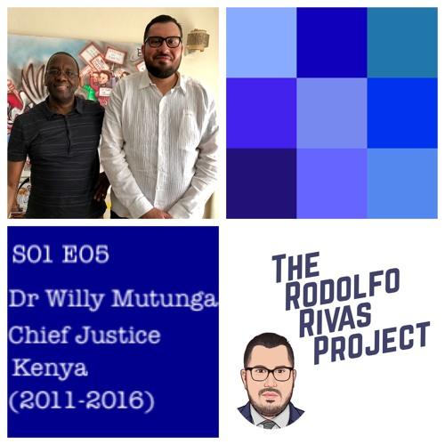 Dr. Willy Mutunga