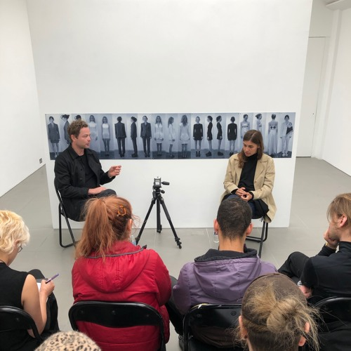 Anna-Sophie Berger In Conversation With Philipp Kleinmichel