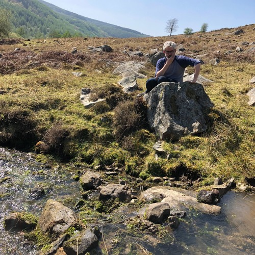 One Minute by the Stream My Husband Dammed as a Boy (Cwmaman): Apr 19
