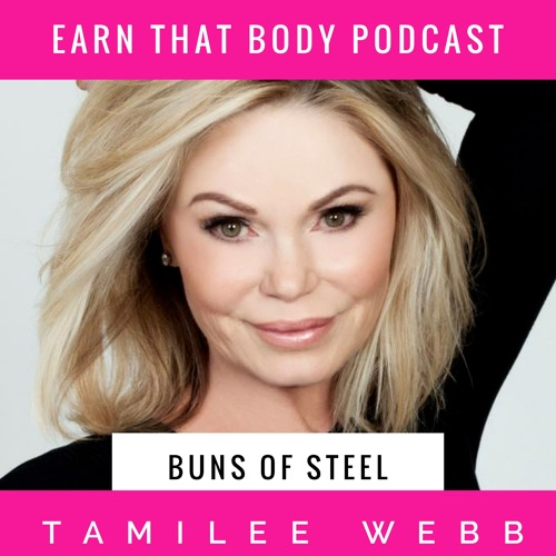 134 The Buns of Steel Icon! Tamilee Webb Interview