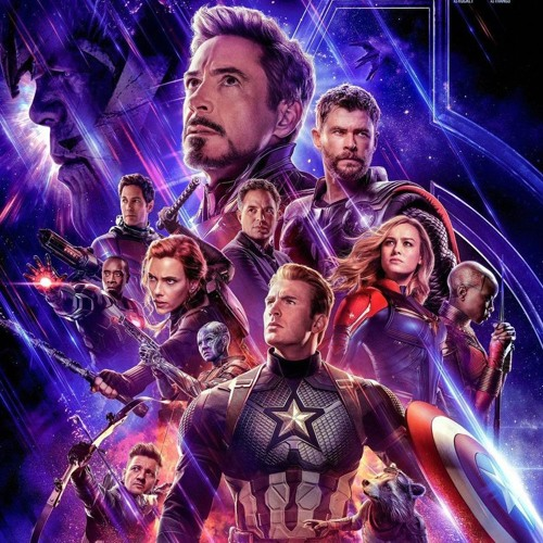 S2E8: The Avengers and The Big Three