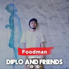 Foodman - Diplo & Friends Show