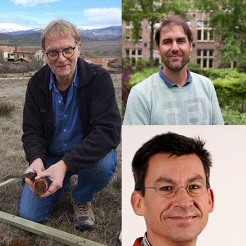49 Harrie, Arnout and Koen, where will we plant billions of trees against climate change?