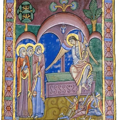 Ostersonntag: Die drei Frauen am Grab