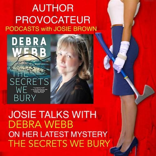 Author Provocateur Interviews: Debra Webb
