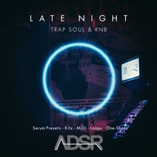 ADSR - Late Night Trap Soul & RNB by SynthPresets | Synth Presets
